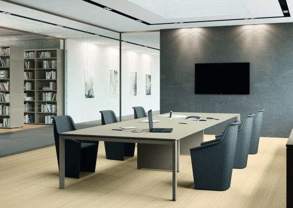 grand bureau de réunion